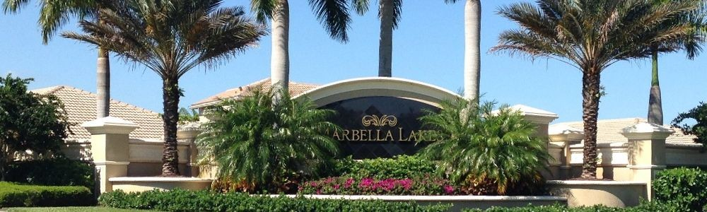 Marbella Lakes Community Website